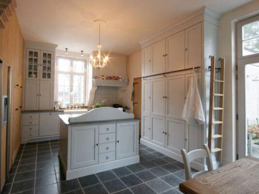 Nostalgische Keukens Belgie : Landelijke keukens baens