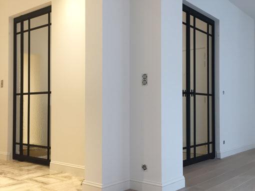 Renovatie interieurproject incl. wanden, plafond, vloeren, deuren